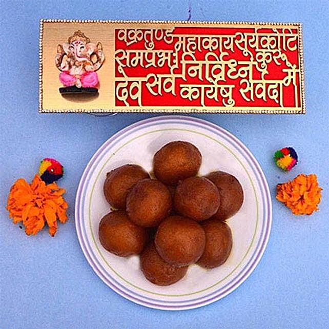 Love For Gulab Jamun