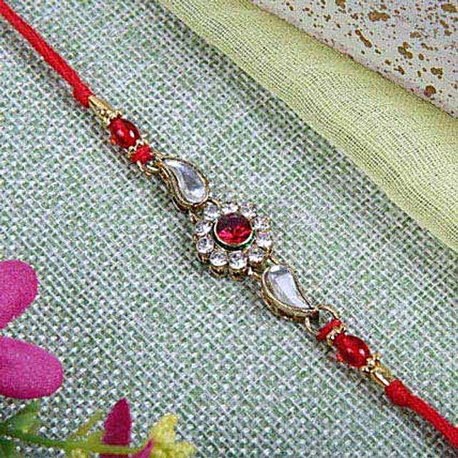 Sparkling Red Diamond bracelet