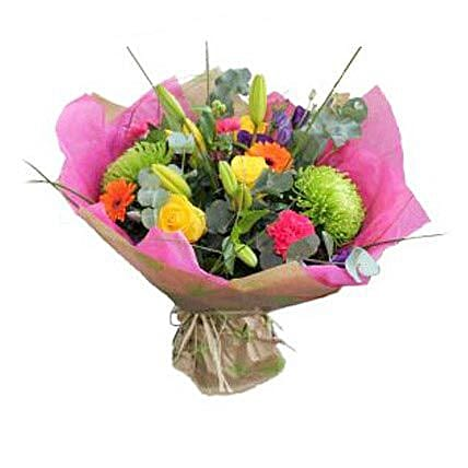 Vibrant Stylish Bouquet