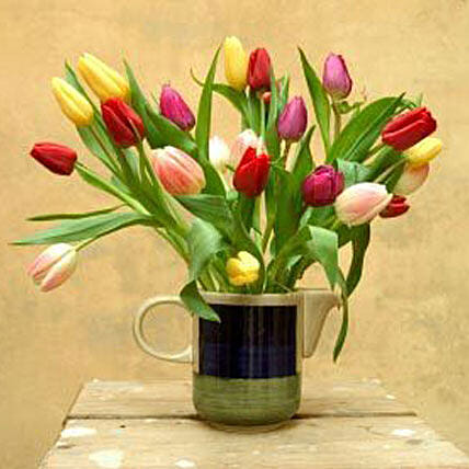 30 Assorted Tulips