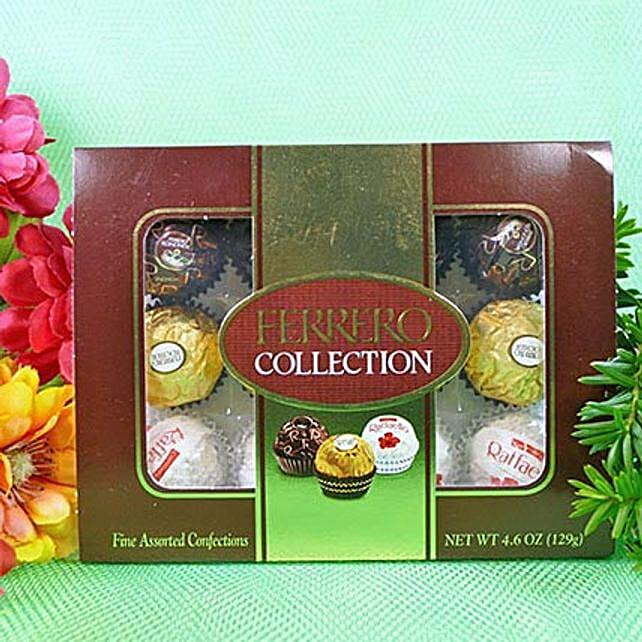 A Dozen Of Ferrero Collection