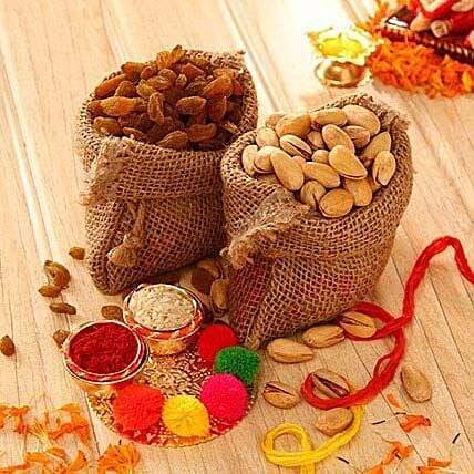 Bhai Dooj Colours N Dry Fruits