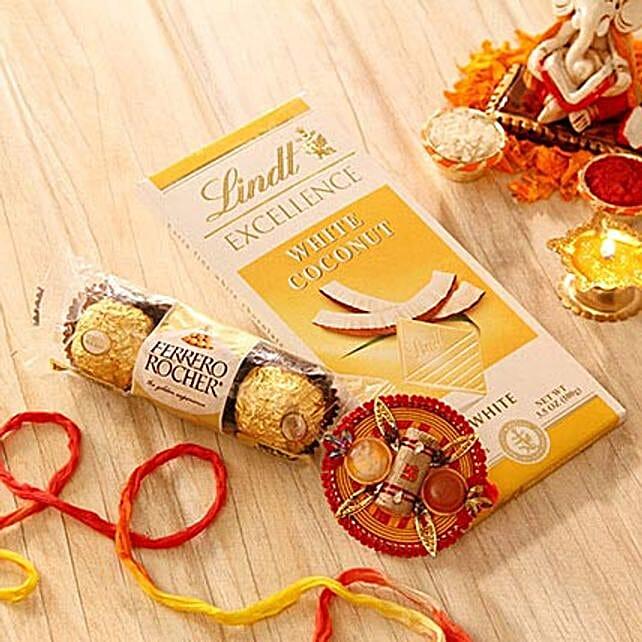 Bhai Dooj N Chocolate Love