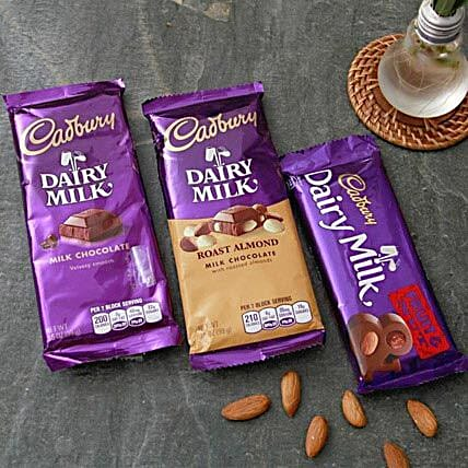 Cadbury Dairy Milk Collection