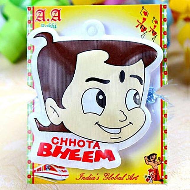 Chhota Bheem Kids Rakhi