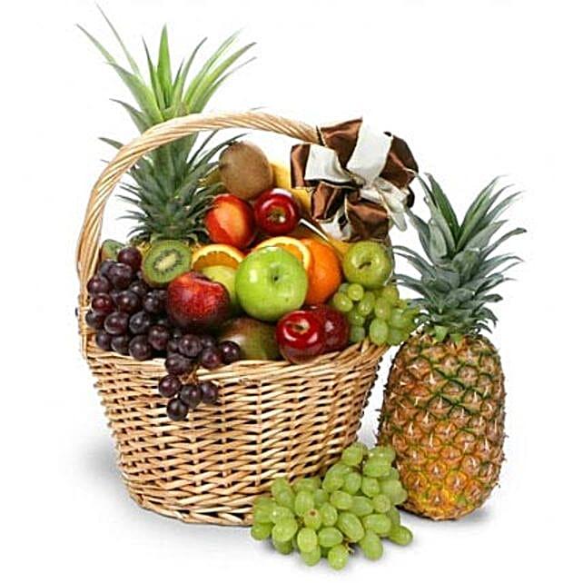 Colossal Fruit Basket
