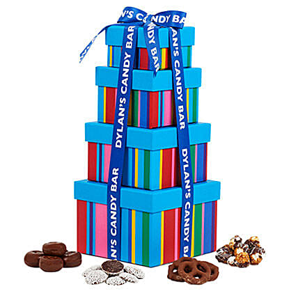 Dylans Tower Of Chocolates