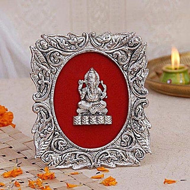 Ethnic Ganesha Frame