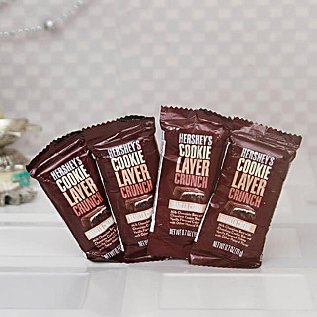 Hersheys Special Cookie Crunch Vanilla Chocolates