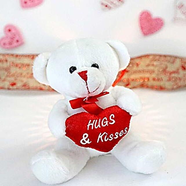 Hugs N Kisses Teddy Bear