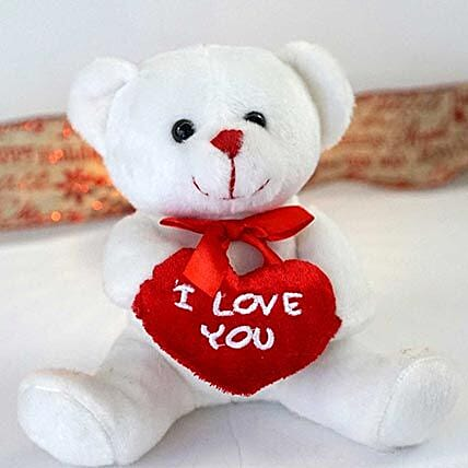 i love u teddy bear in usa gift i love u teddy bear ferns n petals