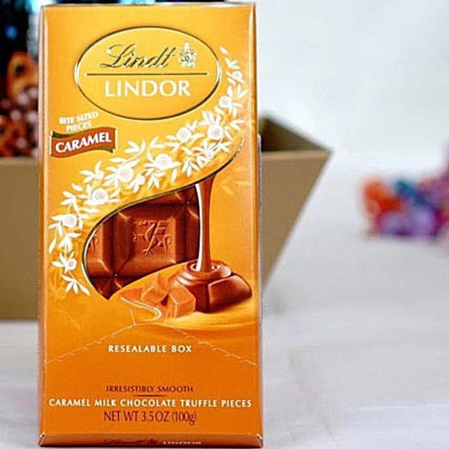 Lindt Caramel Choco Truffles