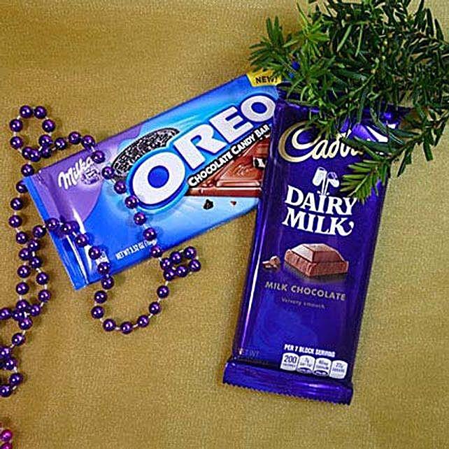 Oreo N Cadbury Play
