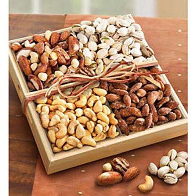 Premium Box Of Nuts