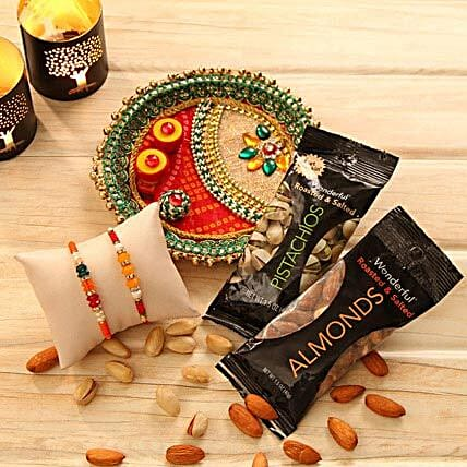 Rakhi Gift of health