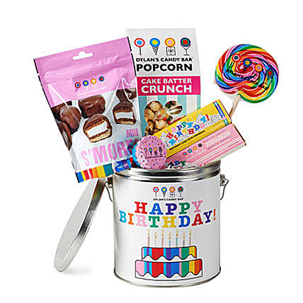 Sweet Birthday Dylans Candies